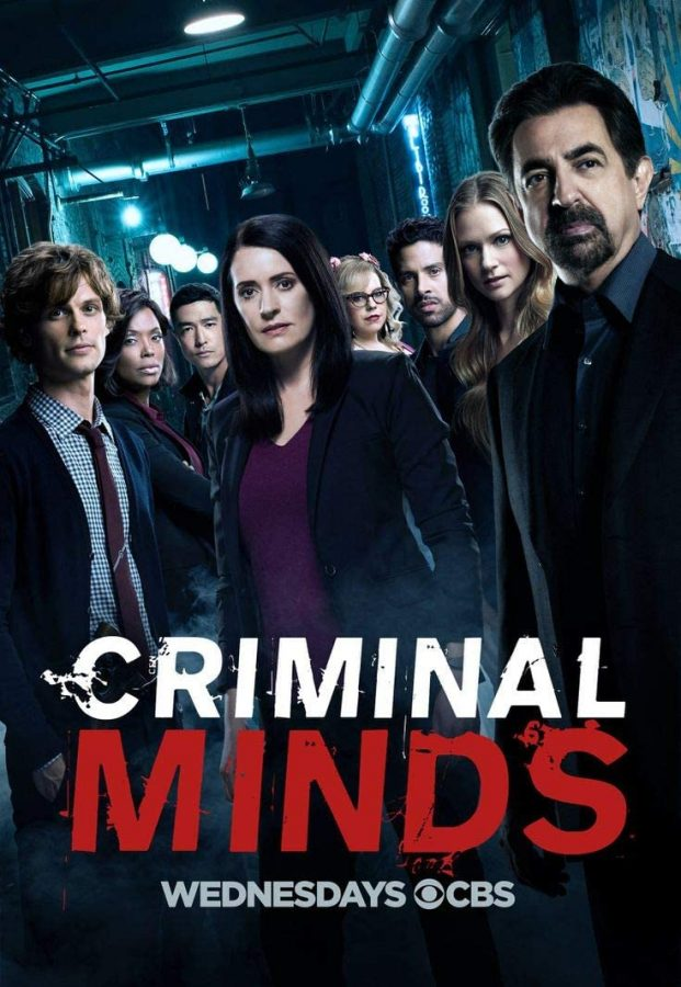 A poster for 'Criminal Minds.'