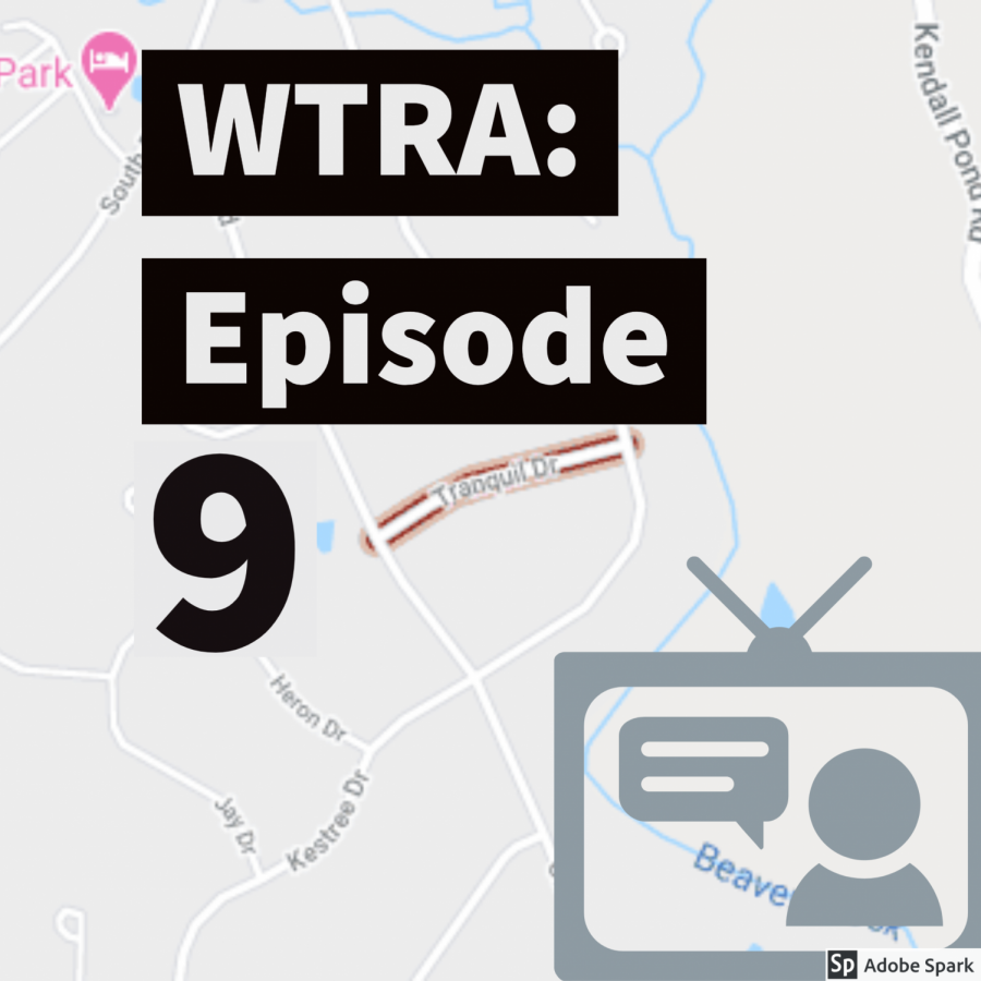 WTRA Tranquil News Episode: 9