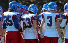 The Lancer football team is among the Londonderry teams awaiting the decision on fall sports.
