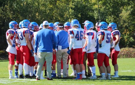 The Lancer football team is among many teams preparing for games to begin.