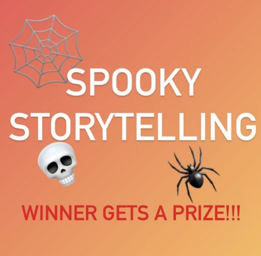 Student Council hosts a spooky storytelling challenge