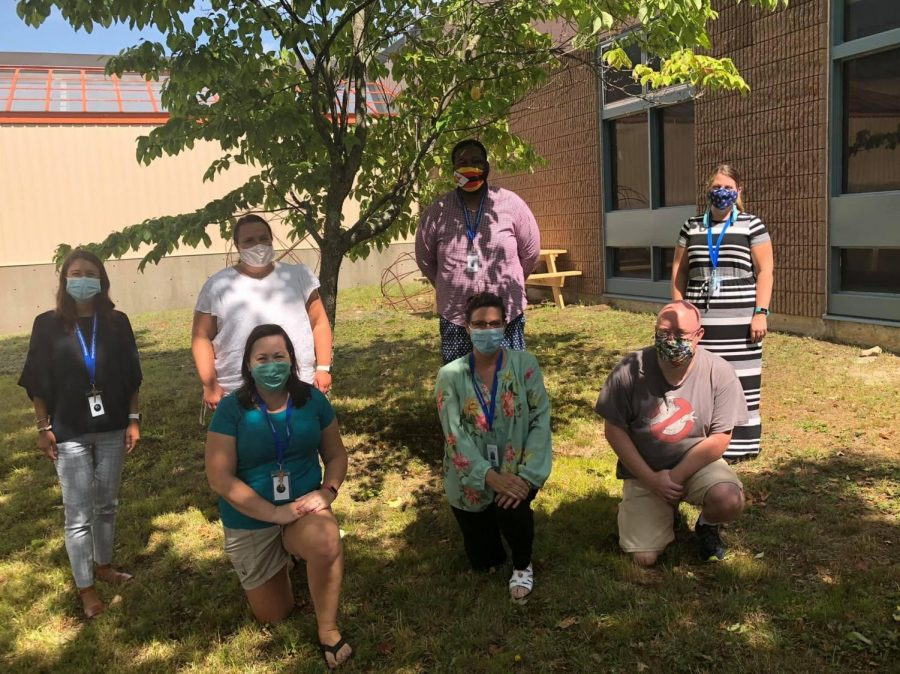 Before the rest of the teachers return to school, the new LHS teachers spend three days learning the ropes. Get to know these new teachers by clicking the photos below.