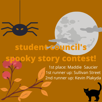 Student council announces the winners for their October challenge