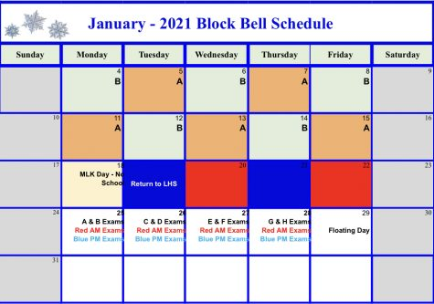 The updated schedule starting a week before exams ensures all students will have equal time in the classroom