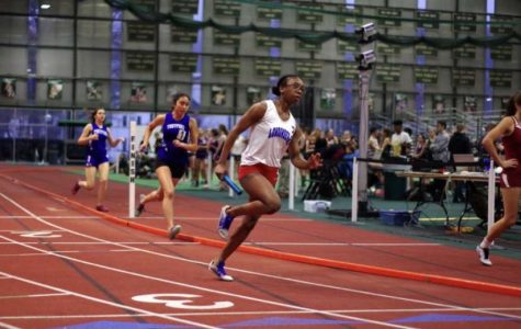 Boy's and Girl's Indoor Track