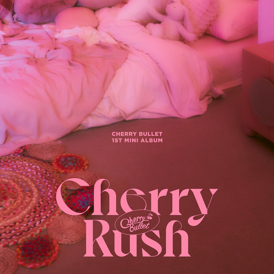 Released Jan. 20, 2021, 'Cherry Rush' is Cherry Bullet's first mini-album and fifth comeback since their debut two years ago, in Jan. of 2019.