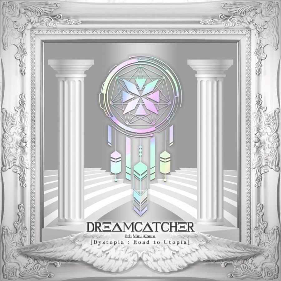 Released Jan. 26, 2021, this mini-album is the final part in a trilogy of releases from DREAMCATCHER. Starting with