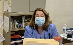 Since the late 1990's, Sheila Howley has spent over twenty years dedicating her time as a nurse for LHS.