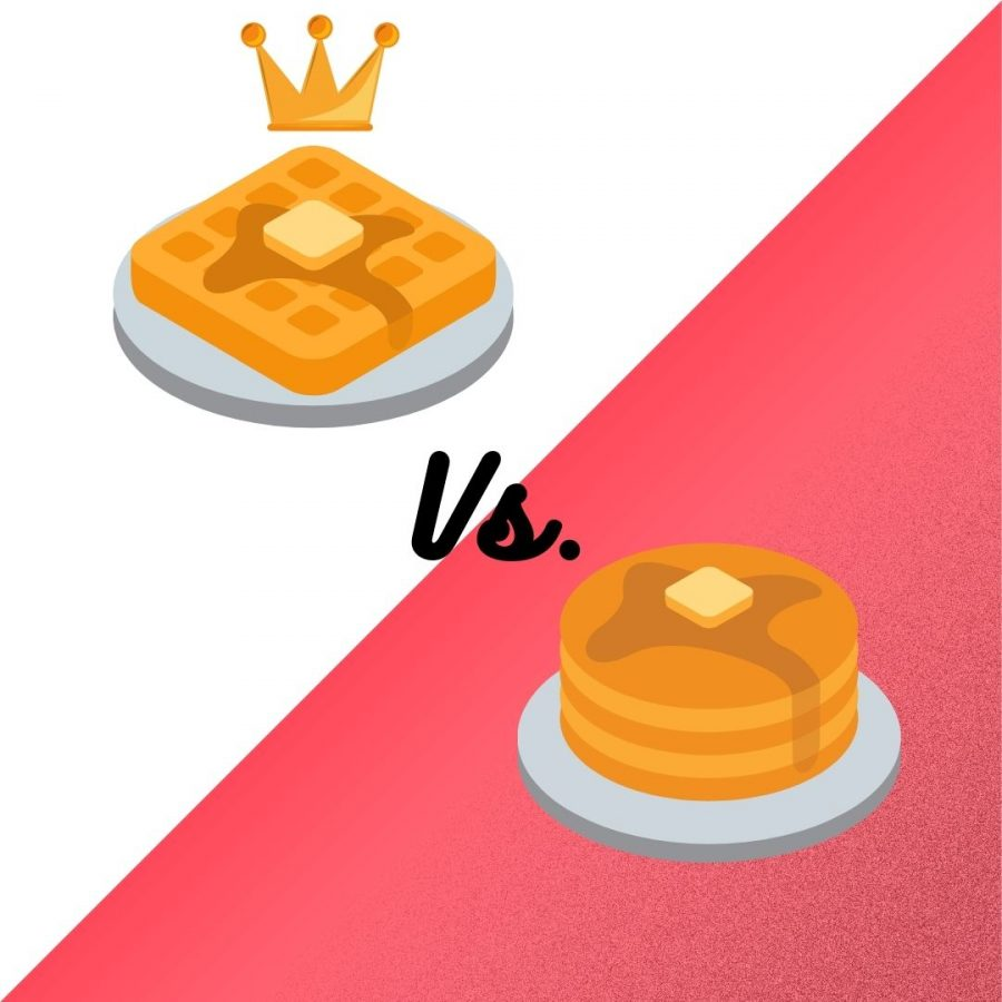 The question is, what do you pick? Pancakes or waffles? Something bland and basic like pancakes or something amazing, awe-inspiring and perfect as waffles.