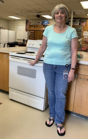 Since 1978, Consumer Family Science teacher Mrs. Gonyea knew that LHS would be the school she