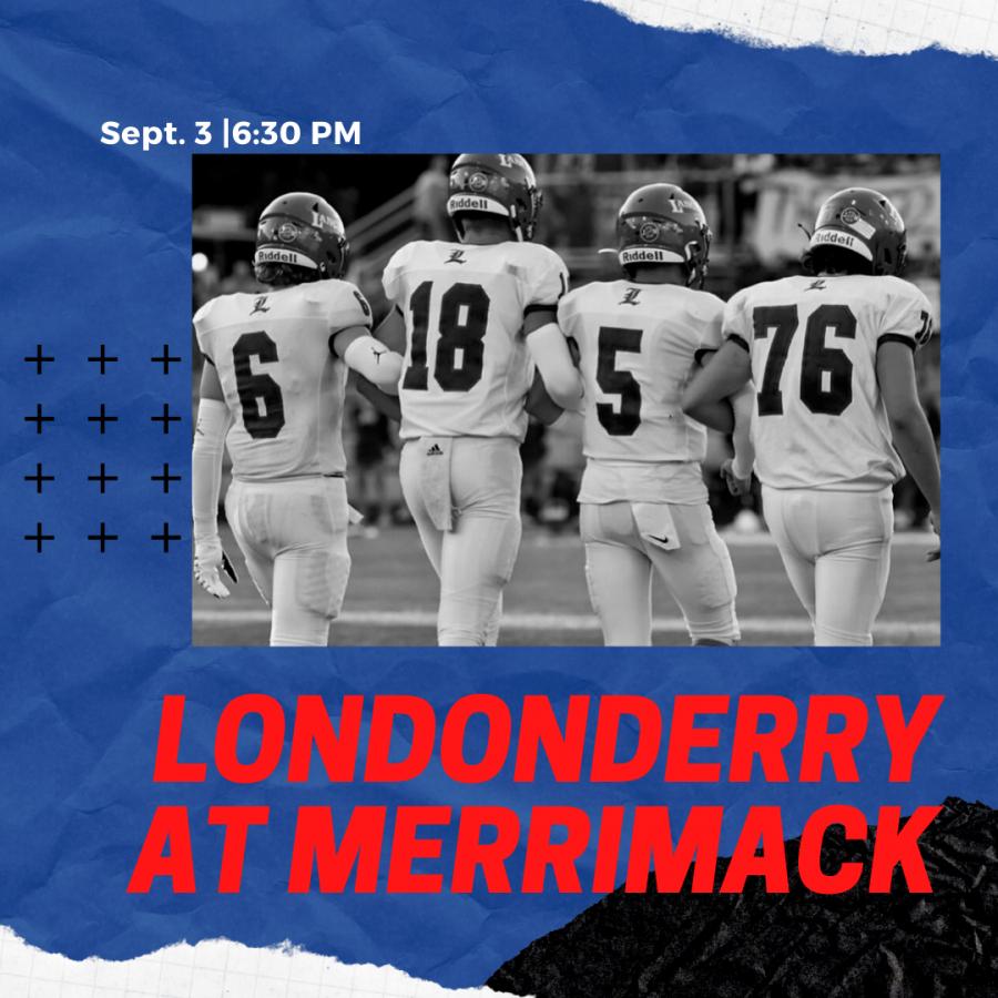 Lancer football takes down Merrimack in season opener