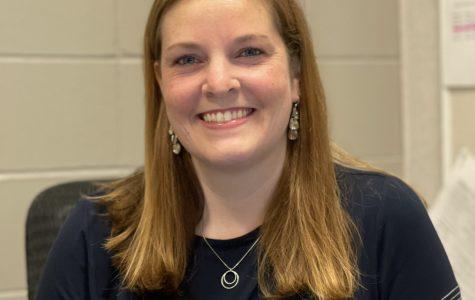 Kaitlin Burkhardt, House 3 school counselor