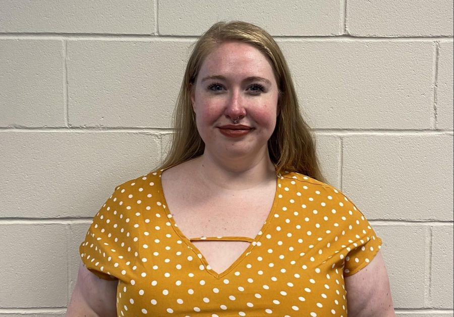This school year is German teacher Brooke Ents first time being a teacher in her own classroom, and she is excited to see where this school year takes her.