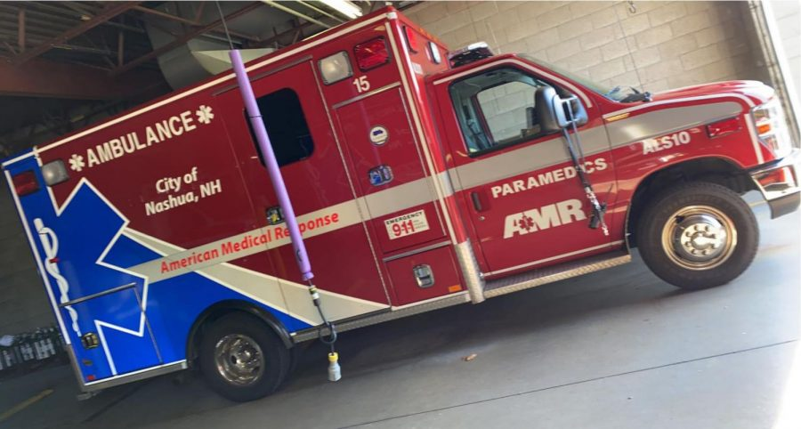 EMT student shares personal account of MST program