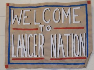 Lancer Nation welcomes its new teachers.