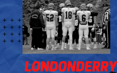 Londonderry Lancers take on the Windham Jaguars in divisional matchup.