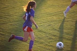 Photo used with permission from the Varsity Girls' Soccer Team
